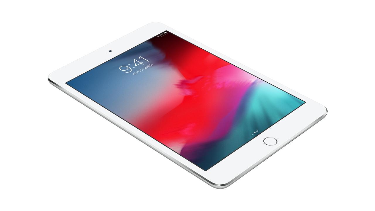 iPad mini 5、サイズとデザイン変わらずイヤホン端子・指紋認証など継続か