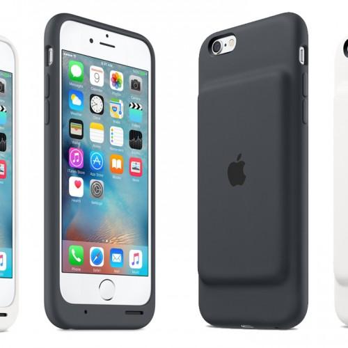 Appleらしくないデザインで話題に、iPhoneの電池持ちを倍増させる純正バッテリーケースが発売