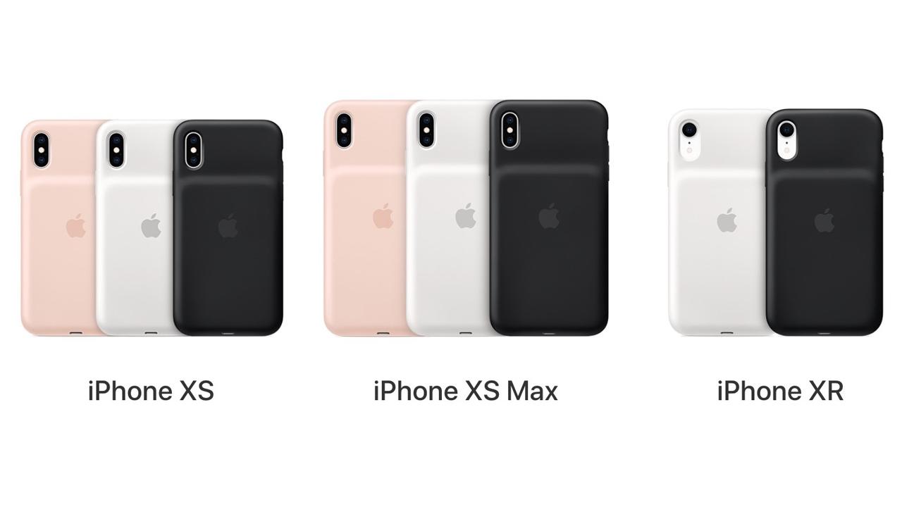 iPhone XS/XRの純正バッテリーケースに充電されない問題発覚〜無償交換プログラム発表