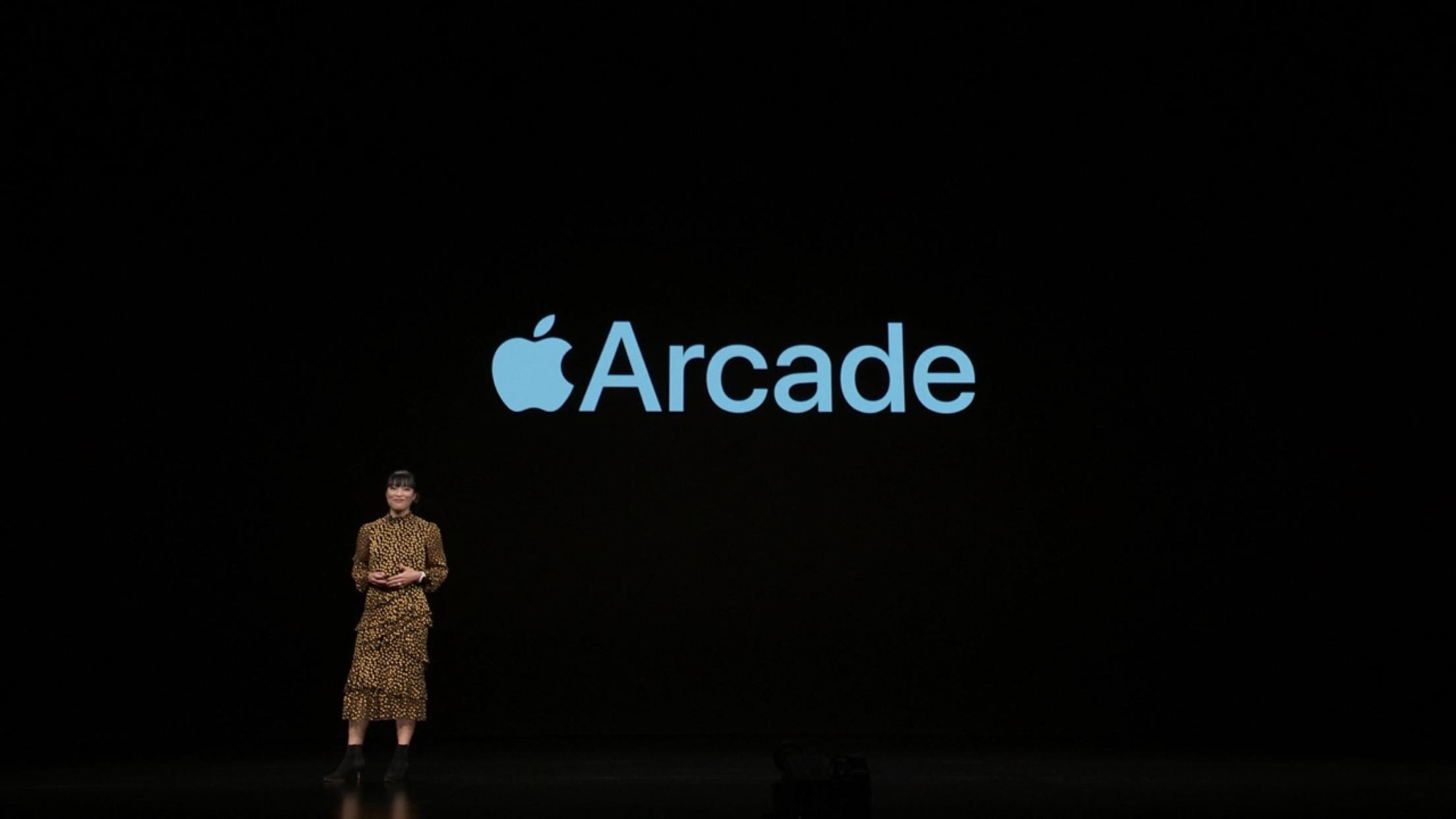 速報:世界初のゲームサブスク「Apple Arcade」が発表。今秋登場へ