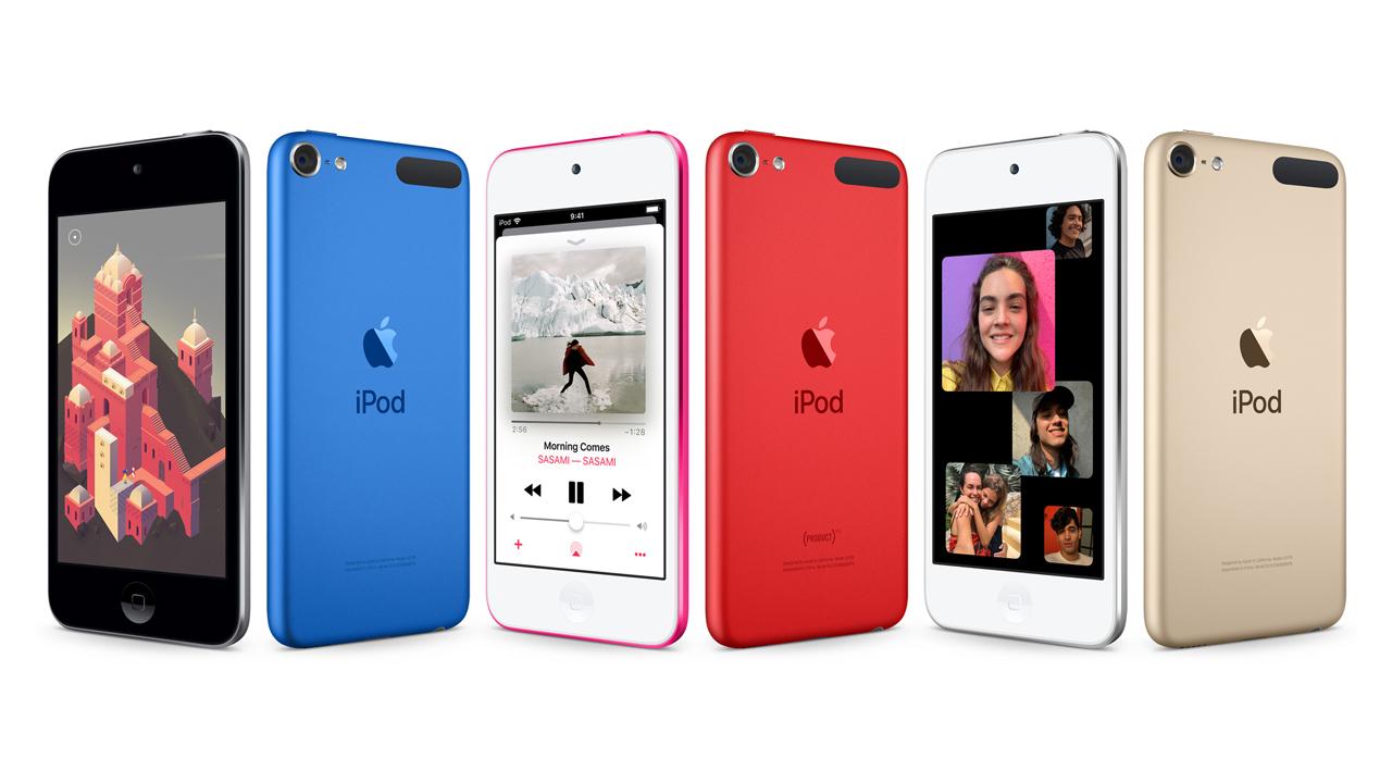 速報:新しい「iPod touch」(第7世代)が発売