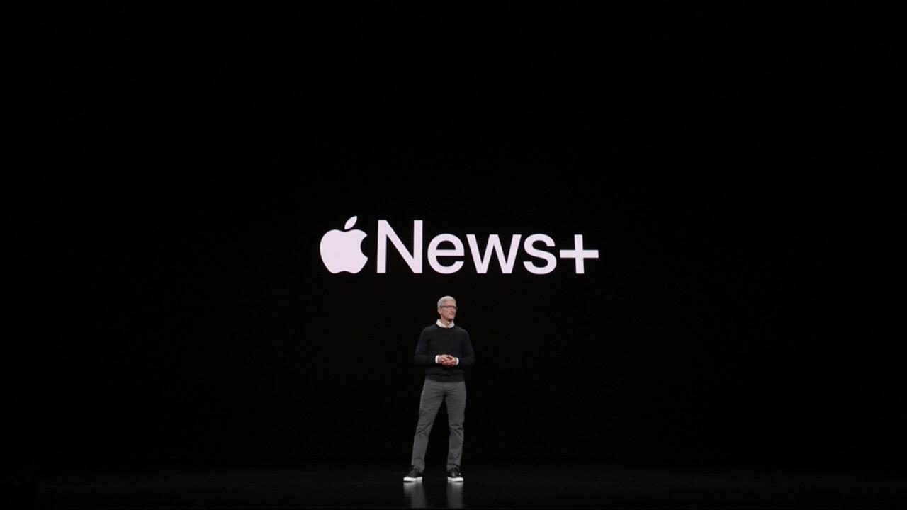 速報:Apple News+が登場。次は雑誌を再設計、家族でも月額9.99ドルで読み放題に