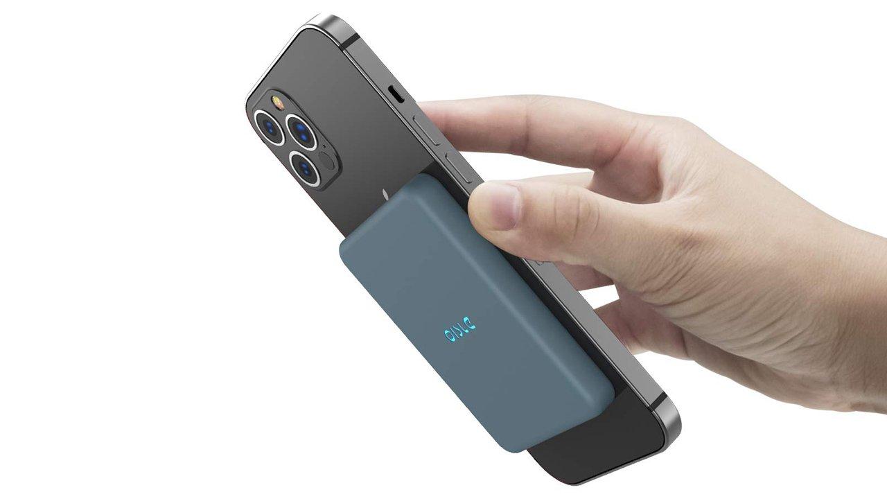 Apple、MagSafe対応のバッテリーパックを発売か