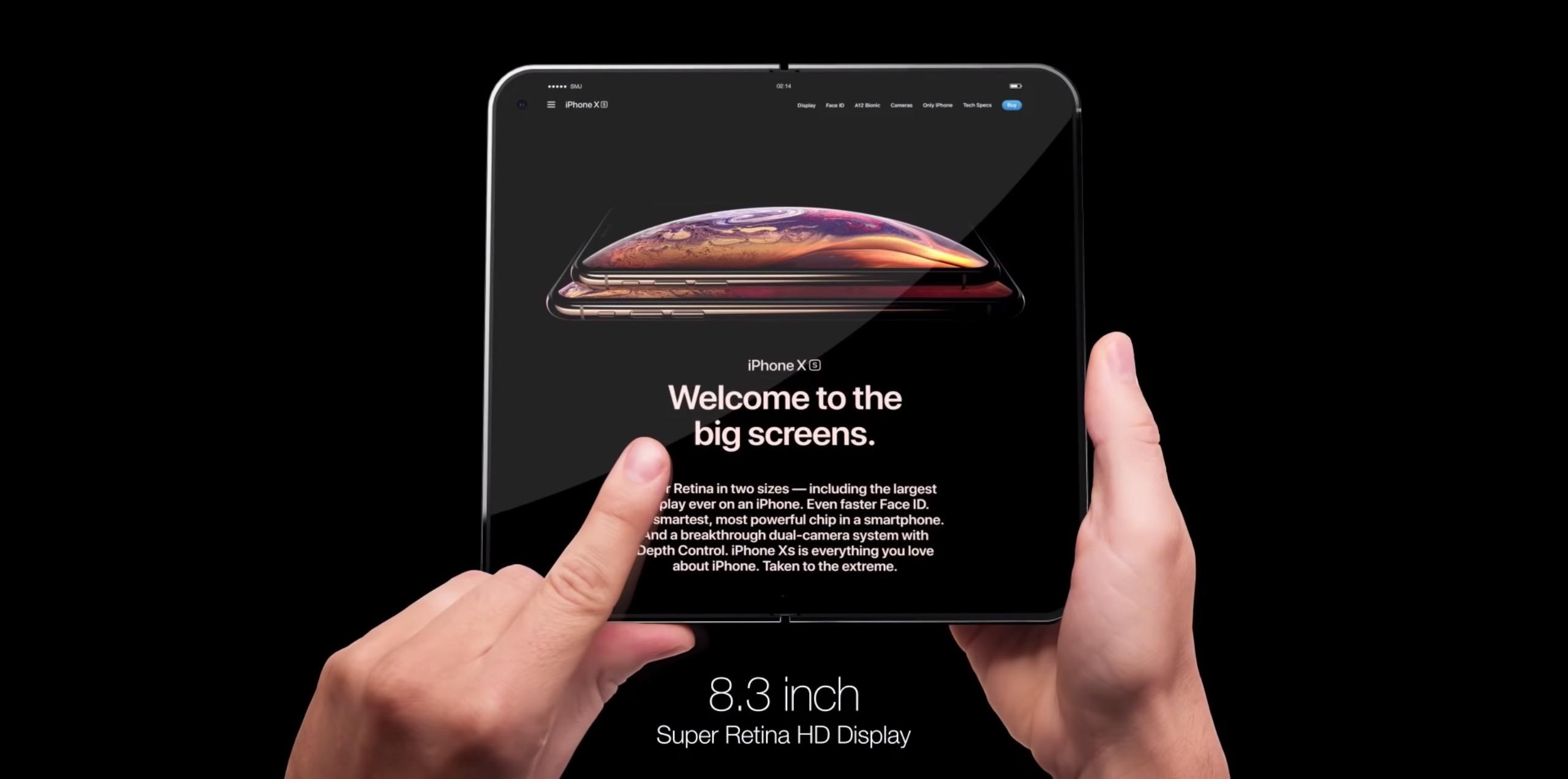 Apple、2021年に折りたたみ型「iPad」を発売?