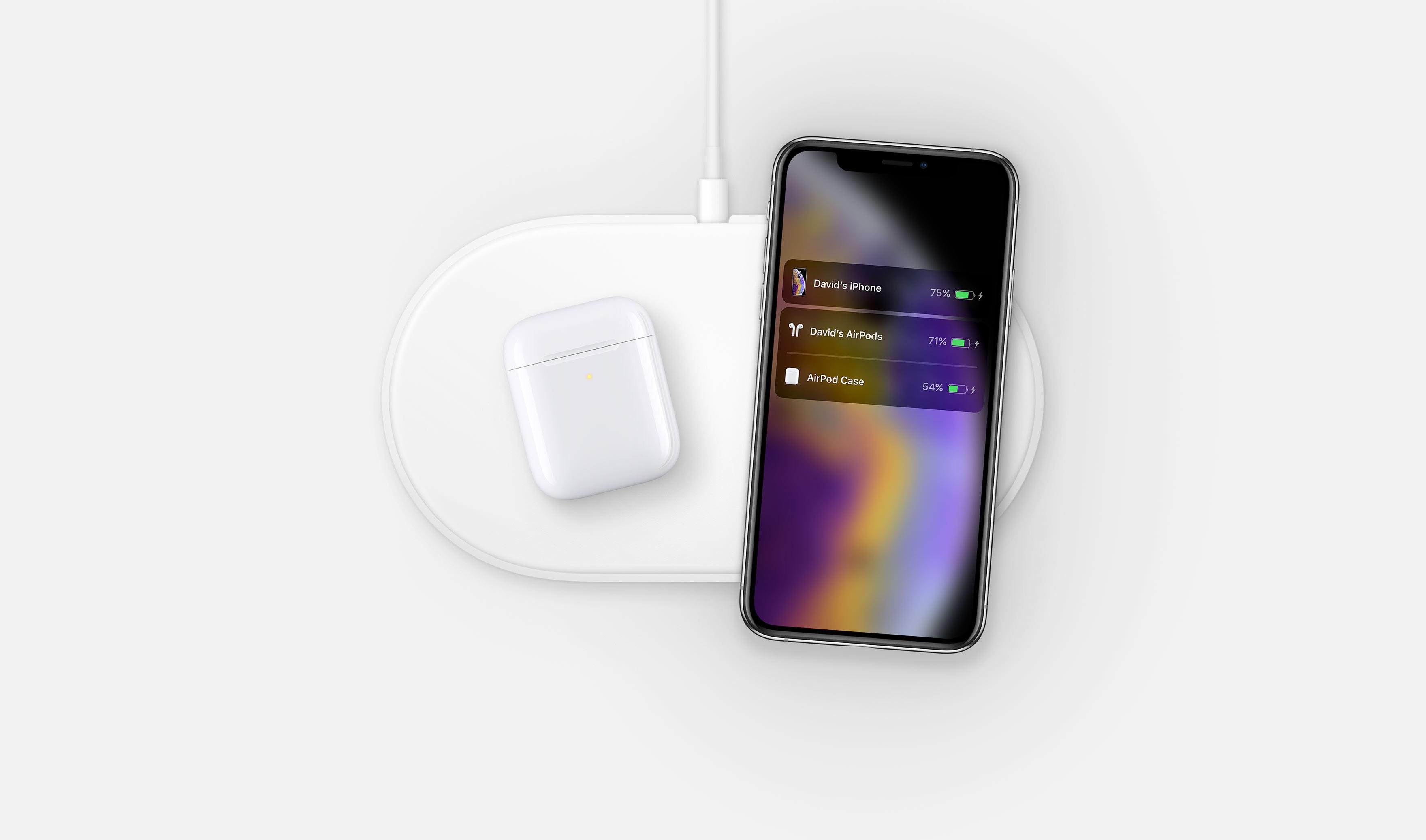 速報:Apple、ワイヤレス充電器「AirPower」の発売中止を発表