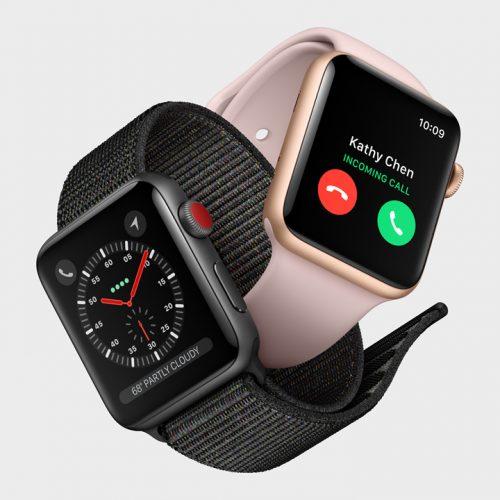 Apple、マイクロLEDディスプレイを開発。数年後、Apple Watchに採用か