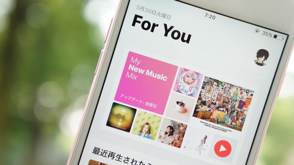 Apple Music、「問題が起きました」で使えない時はどうしたら良い?