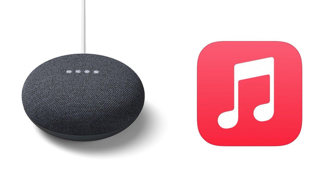 Apple Music、ようやくGoogle Home/Nestスピーカーに対応