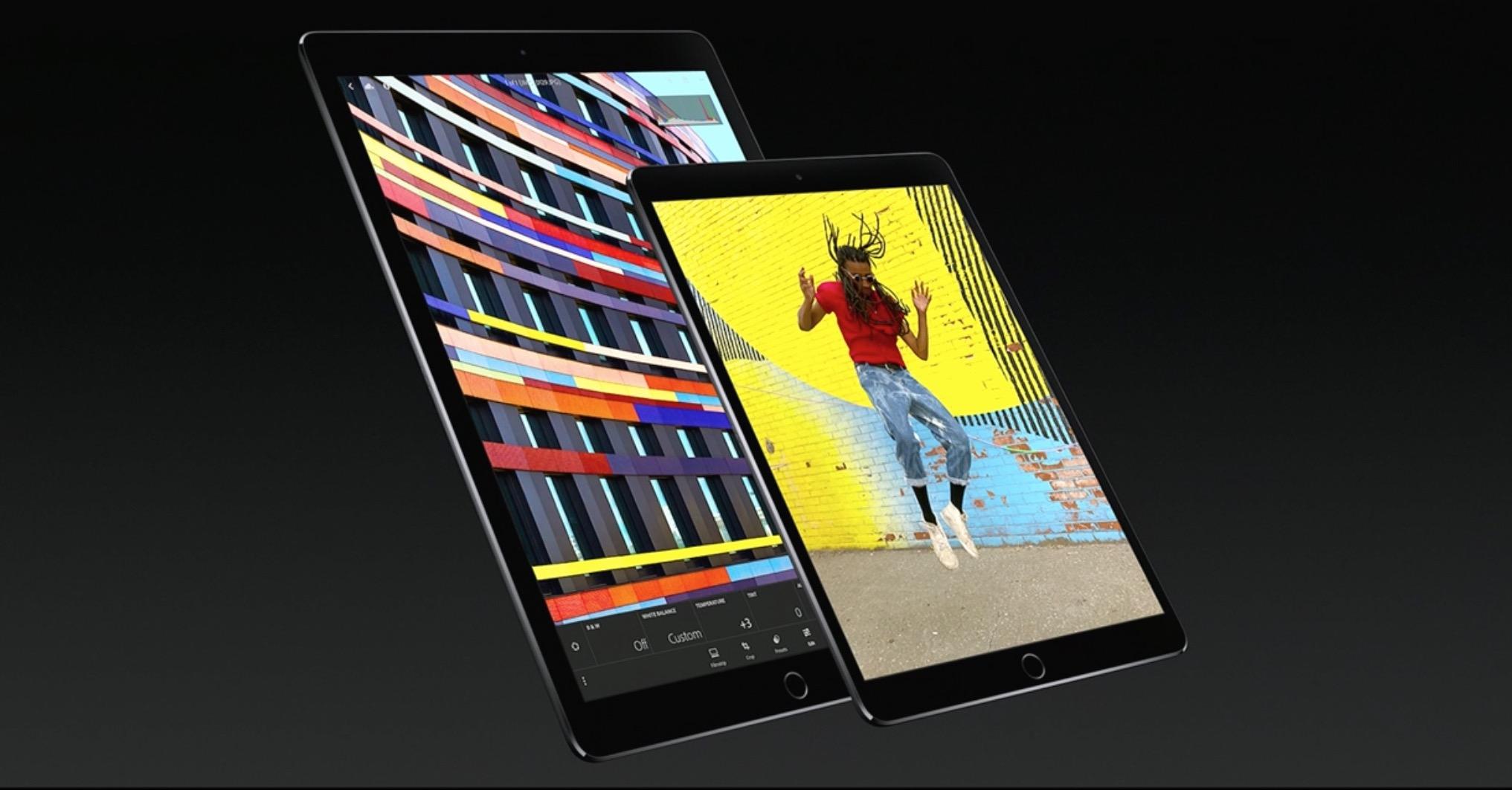 Apple、新型10.5インチ「iPad Pro」を発売。69,800円から