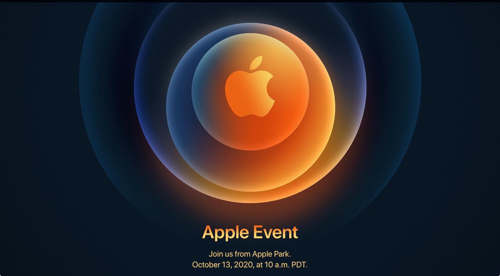 速報:Apple、10月14日に「iPhone 12」発表へ〜イベント開催