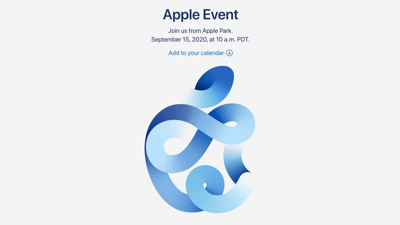 速報:Apple、9月16日に新型iPad/Apple Watch発表へ〜イベント開催