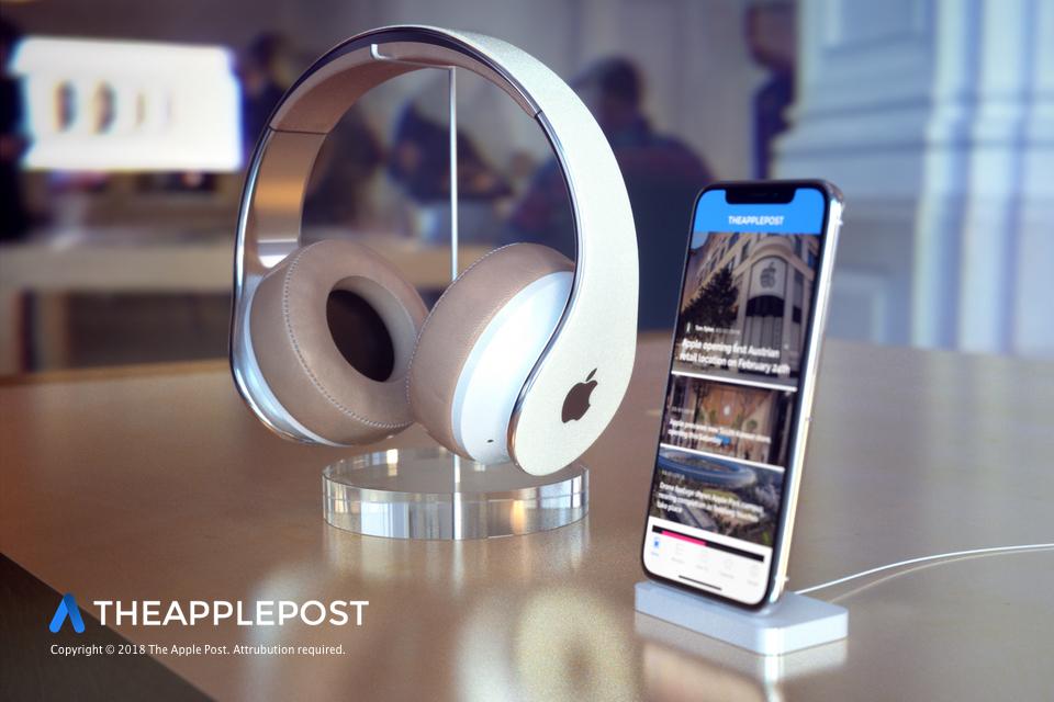 Apple純正ヘッドフォン、イヤーパッドなど交換可能に?