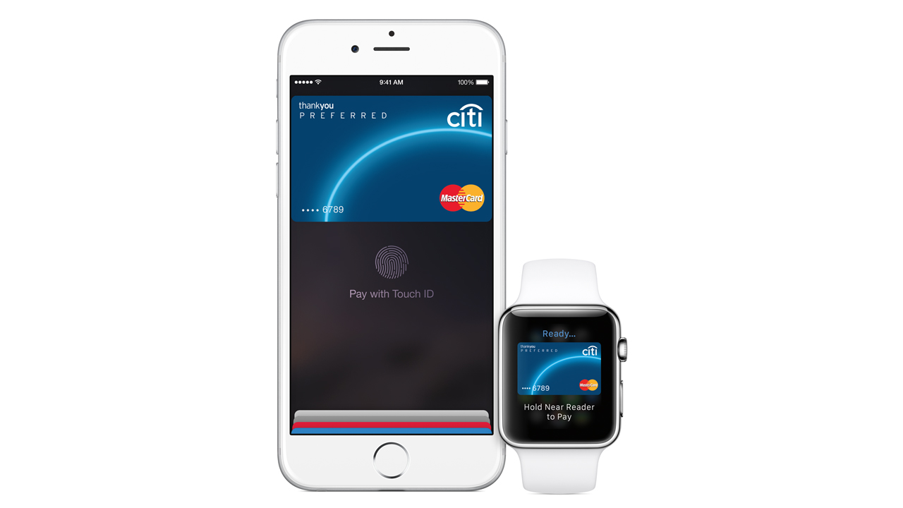 Pasmo apple pay