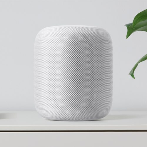 Apple、ホームスピーカー「HomePod」を発表。12月発売、日本発売は未定