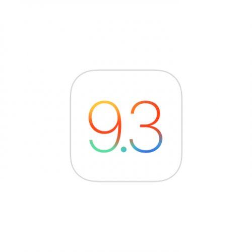 アップル、iOS 9.3.2をリリース Night Shiftの利用範囲が拡大