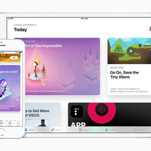Apple、iOS 11.0.1をリリース。iPhoneとiPadの不具合を改善