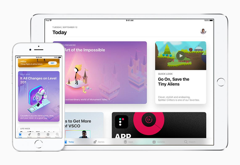 Apple、iOS 11.0.3をリリース。非正規修理で画面をタッチ入力できなくなる問題など修正