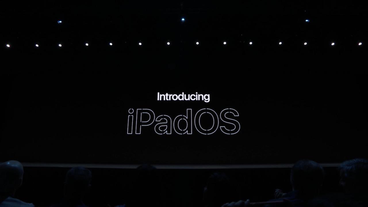 「iPadOS」が登場。iOSから独立を果たす