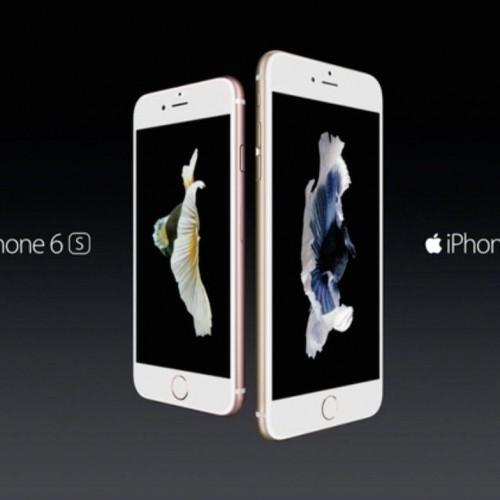 iPhone 6s 発表。新色ローズゴールド、新機能の3Dタッチ、カメラを大幅強化