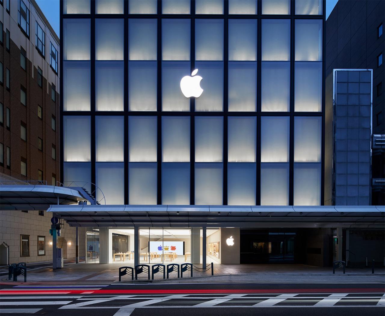 Apple、複数の新しいApple Storeのオープンとリニューアル計画を明らかに