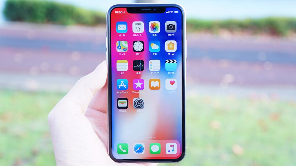 「iPhone X」にタッチしてないのに画面が反応するなど問題判明。無償交換プログラムを実施