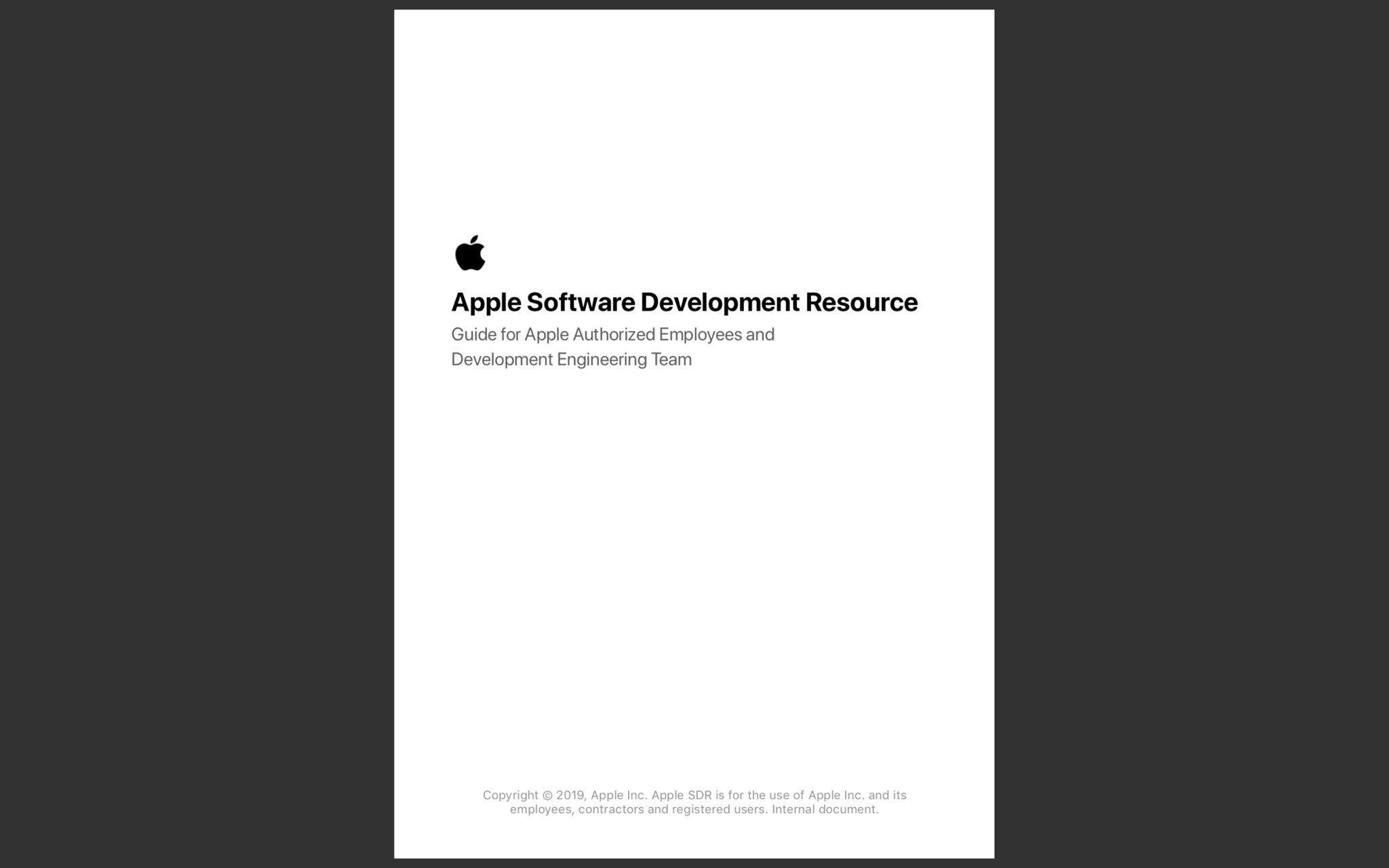 誤報:Appleの内部文書流出。「iPhone 11 Pro Max」発売、iOS 13は23日配信など明らかに