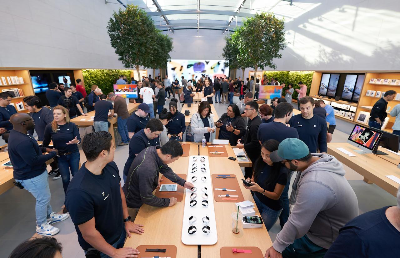 Apple Store、スペシャルイベントのライブビューを開催。日本開催はなし