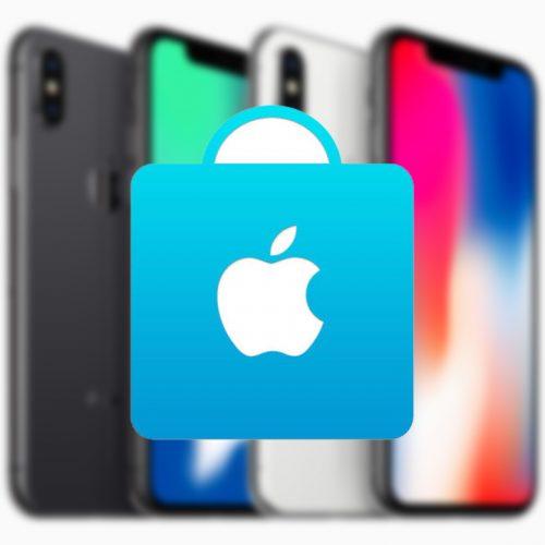 "Apple、「iPhone X」を最速で予約する方法は""Apple Storeアプリ""と案内"