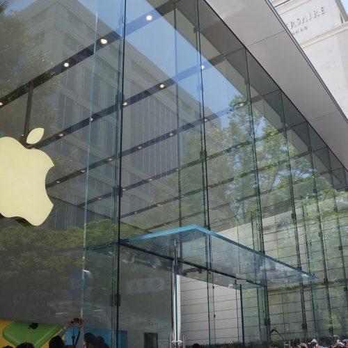 Apple Store 京都がオープンか。札幌の移転先は見つからず?