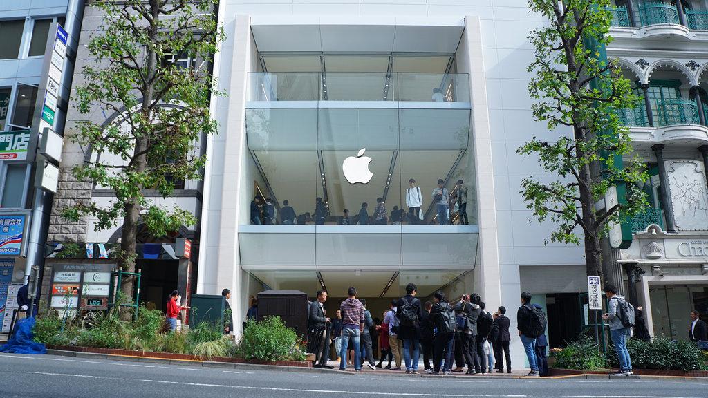 また東京に?都内5店舗目となるApple Storeがオープンか
