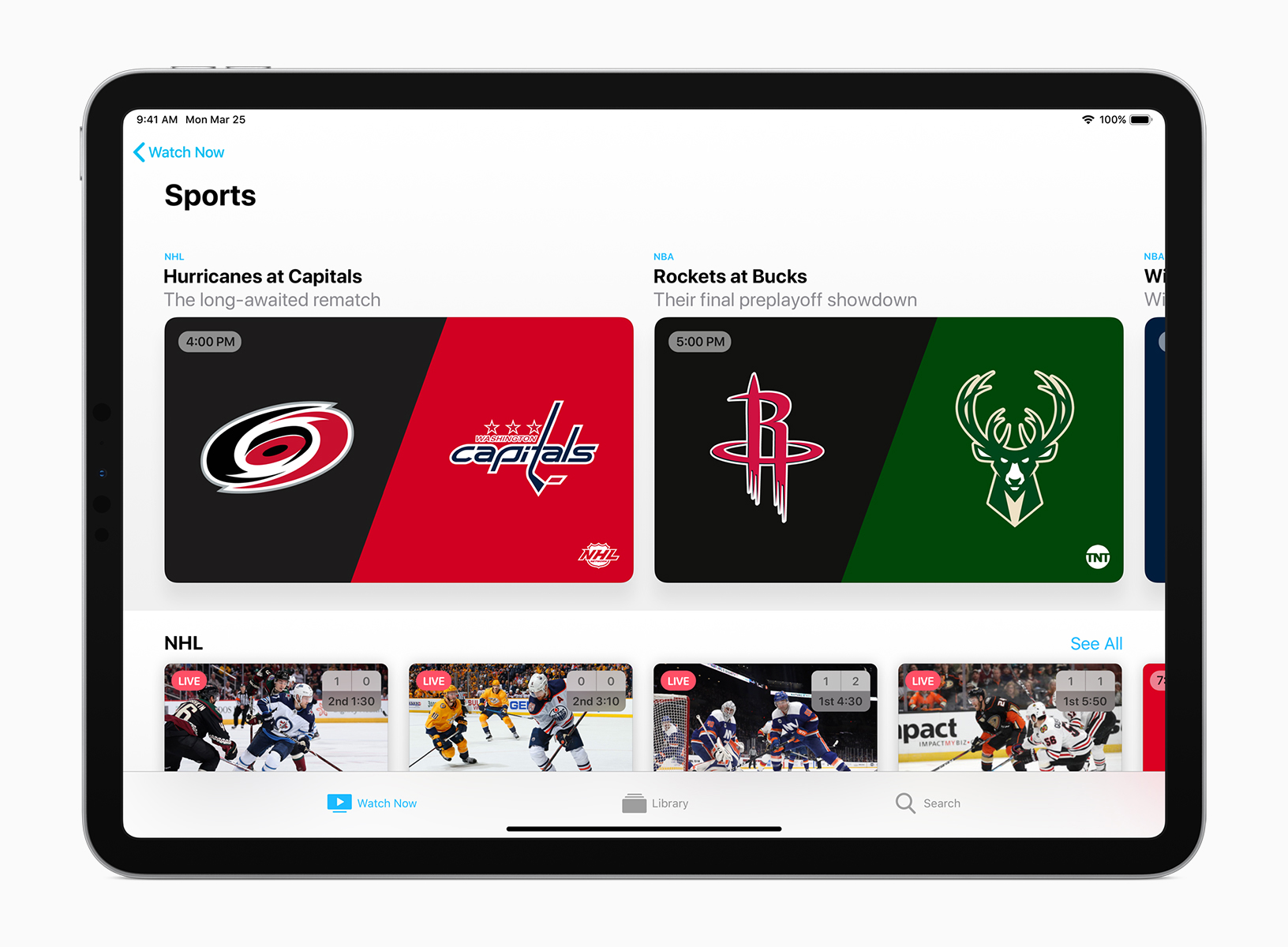「Apple TV」アプリがFire TVとMacにやって来る