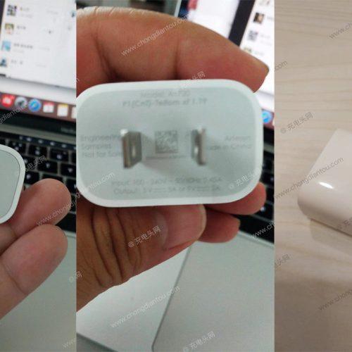新型iPhoneに同梱される「Apple USB-C 電源アダプタ」が流出か