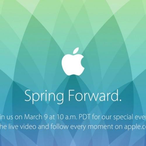 アップル、3月10日にスペシャルイベントを開催——Apple WatchやiOS 8.2など正式発表へ