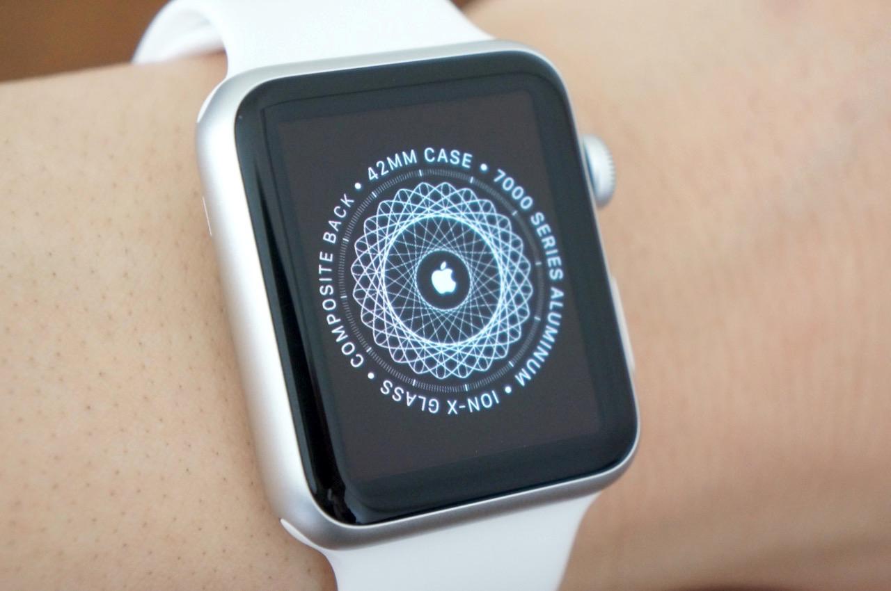 Apple Watchのディスプレイを速攻でオフる方法