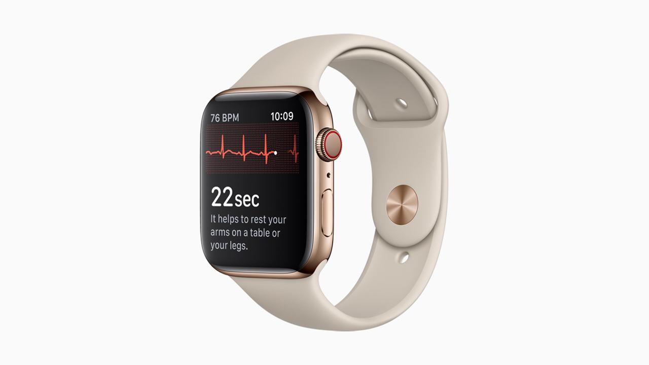 Apple Watch、心電図機能の日本提供近づく