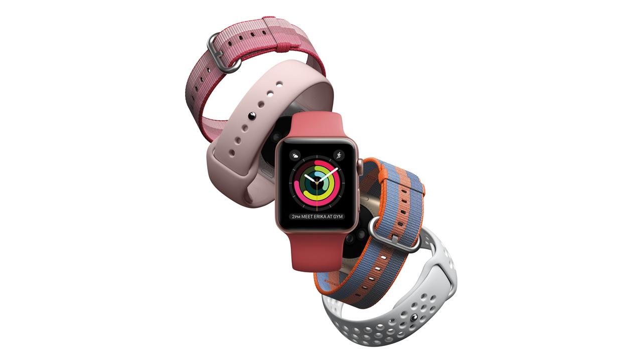 Apple、Apple Watchの新しいバンド25色を新発売