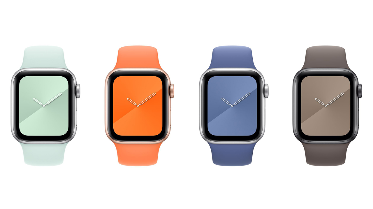 Apple Watch、2020年夏の新色バンドが登場