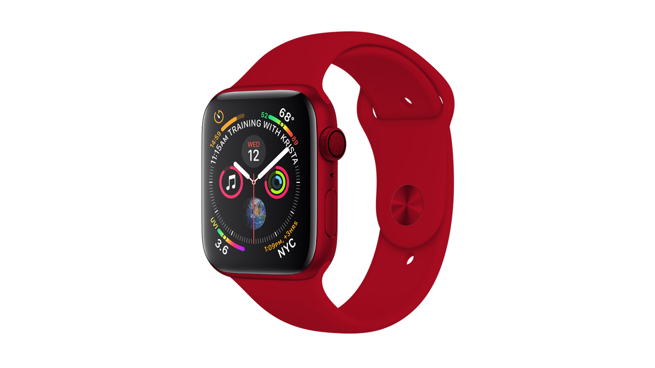 Apple Watch、新色レッドxアルミニウムが2020年春登場か