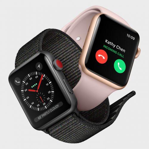 新型Apple Watch、物理ボタン廃止で耐水向上・電池持ちアップか