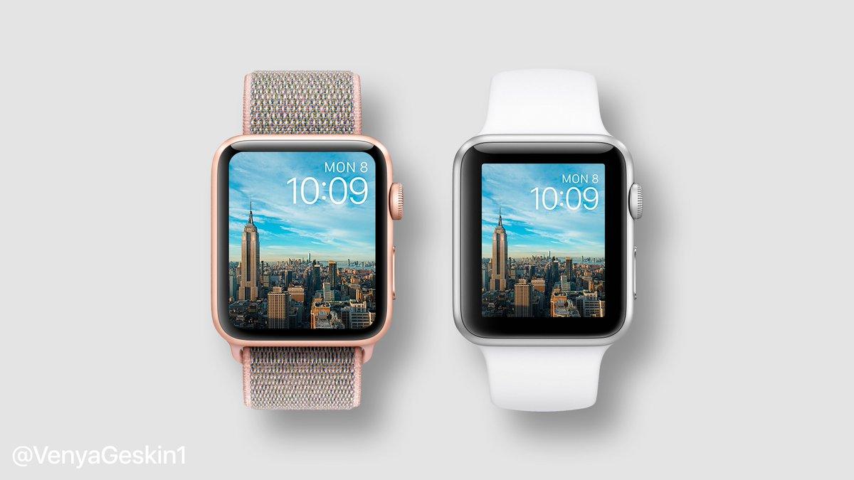 新型「Apple Watch Series 4」、高解像度のSuper Retinaディスプレイを搭載か
