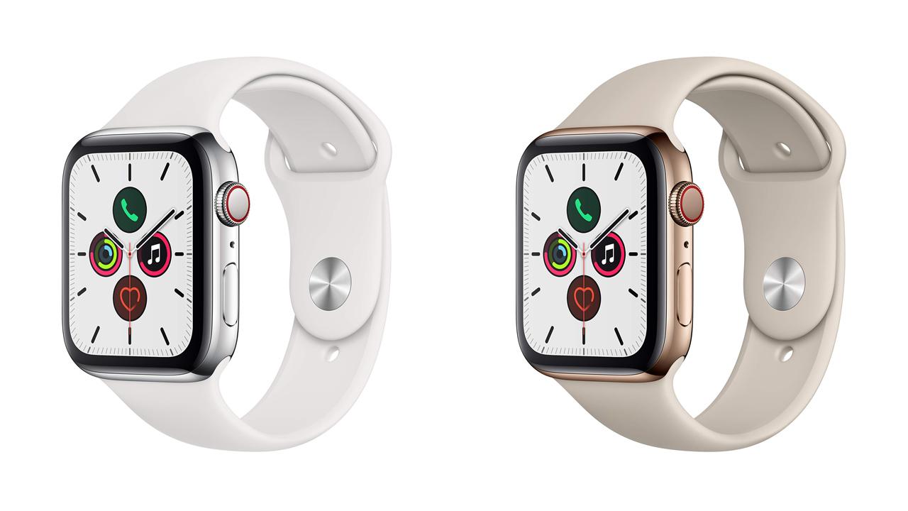 42%オフ、プライムデーでApple Watch Series 5が4.9万円に