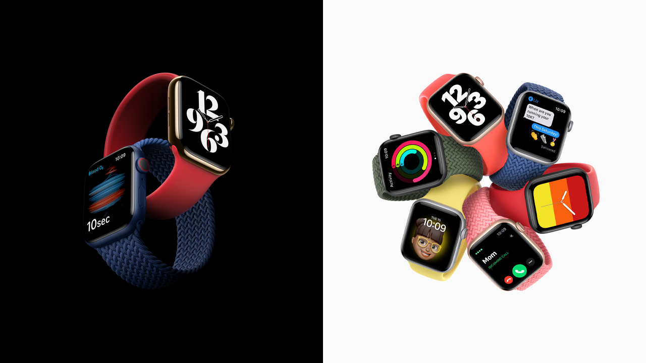 違いはなに?Apple Watch Series 6とApple Watch SEを比較