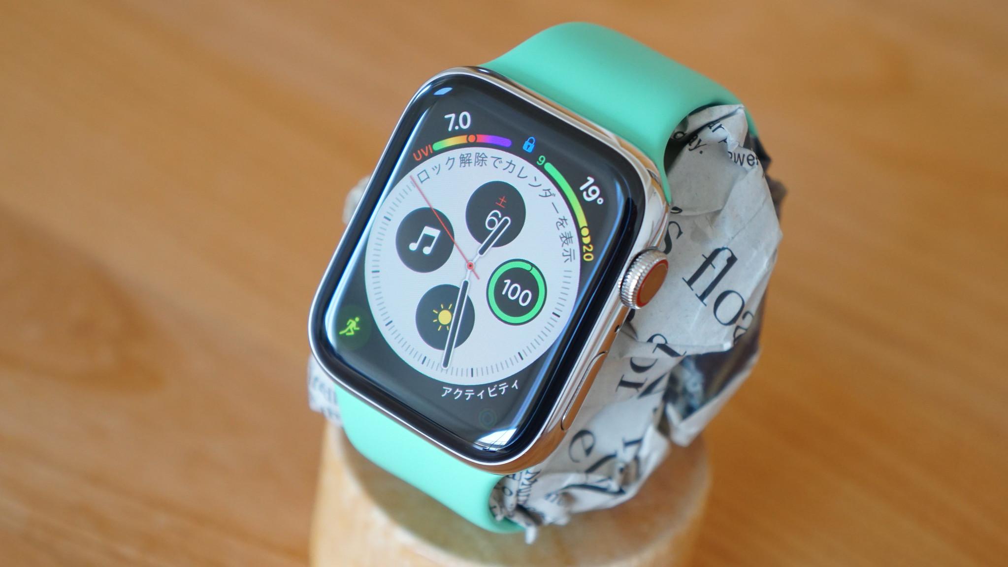 Apple Watch Series 6、指紋認証に対応か