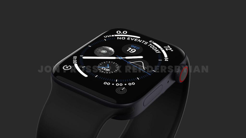 新型Apple Watch Series 7、生産遅延で発売に遅れか。血圧測定対応の噂も