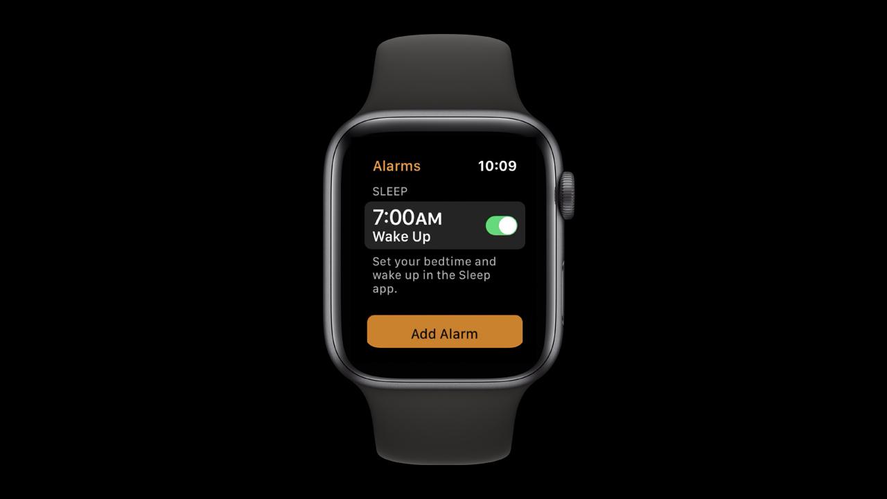 Apple、誤ってApple Watch向け「睡眠」アプリの存在をリークする