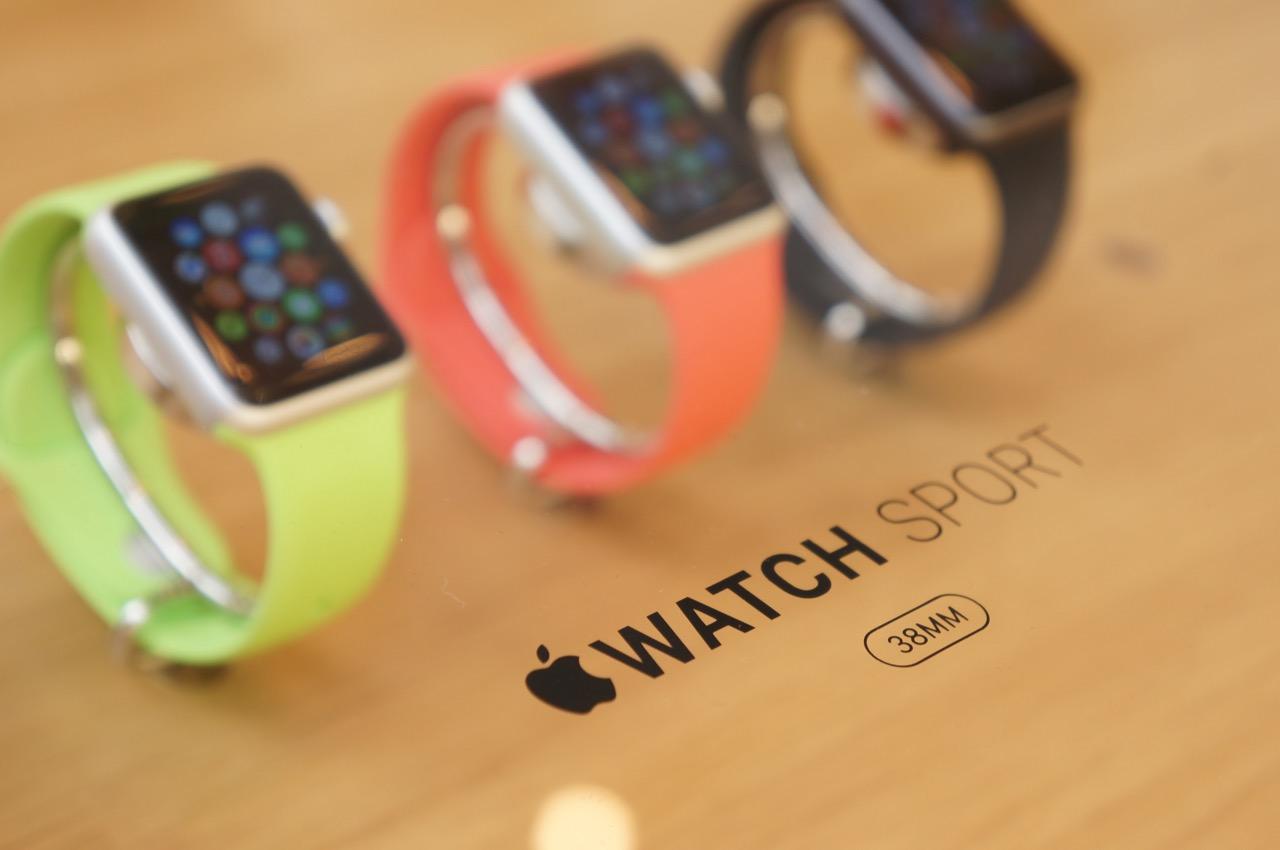 Apple Watch Sportの予約完了!最も人気があるのはスペースグレイ?