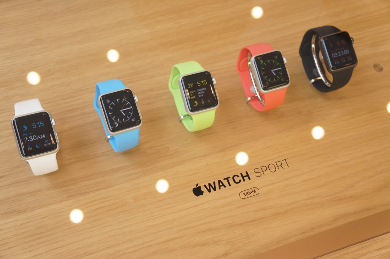 Apple Watch、Apple Online Storeでの注文分が「出荷準備中」に