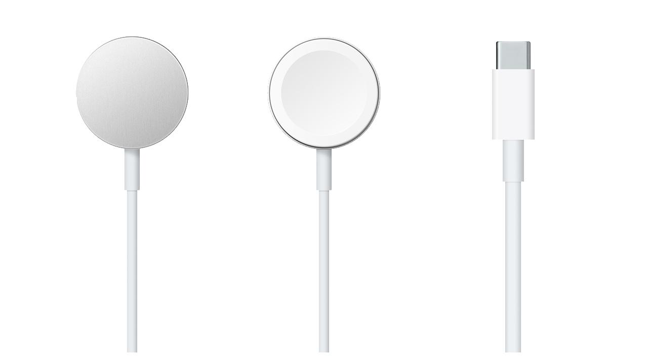 MacBookでの充電に最適な「Apple Watch磁気充電 – USB-Cケーブル(0.3m)」が発売