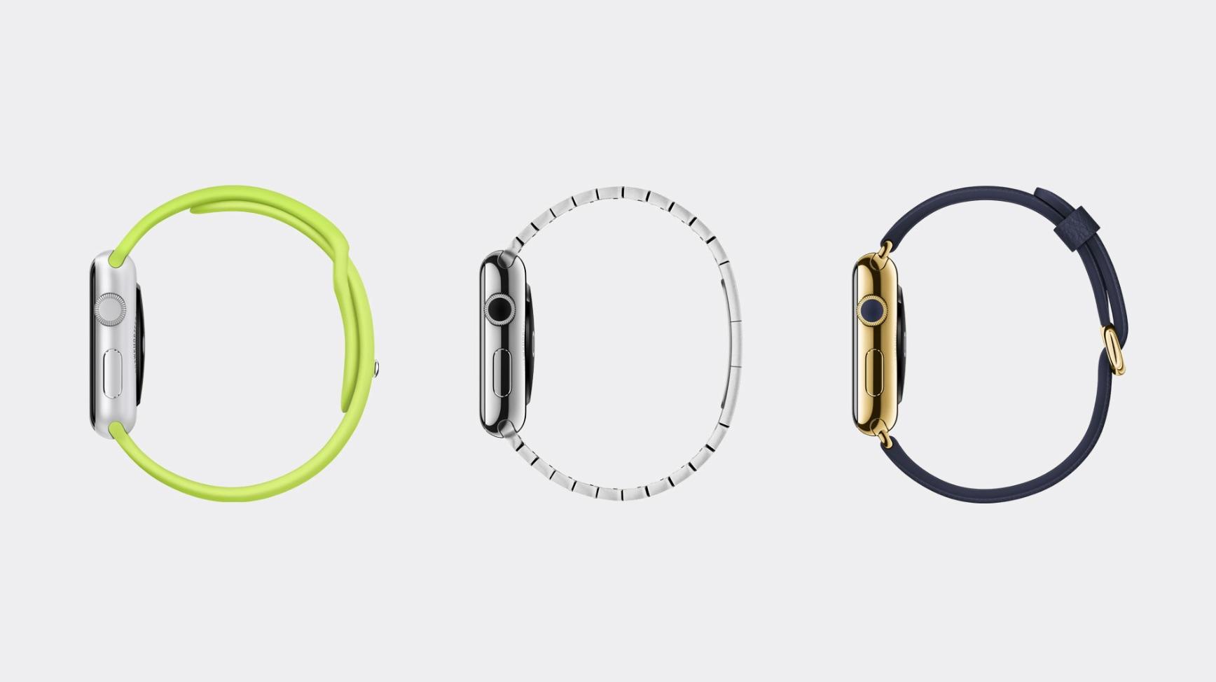 Apple WatchはIPX7等級の非防水に――アップルは「水に浸すことは推奨しない」と案内