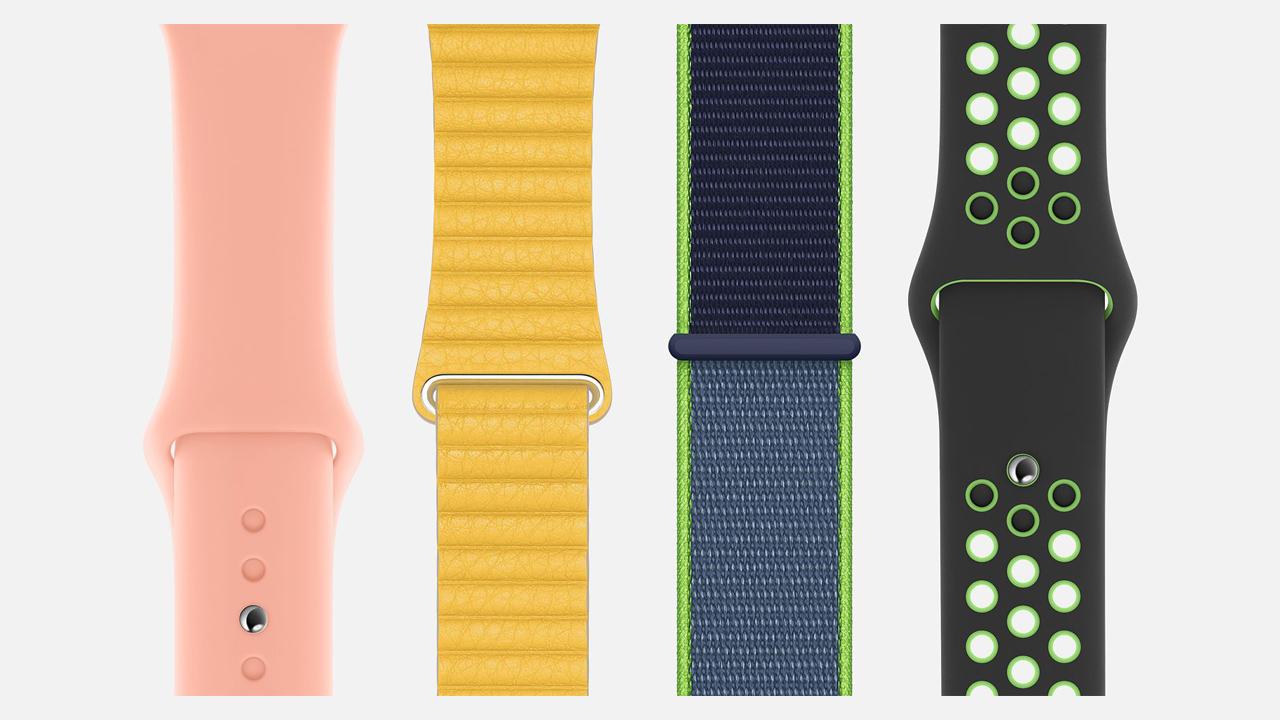 Apple Watch、2020年春の新色バンド20種類が発売